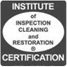 An example certification seal
