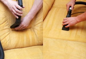 Carpet professional cleaning upholstery